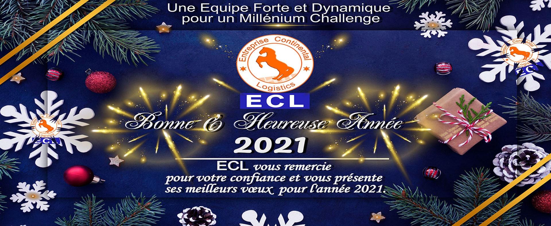 BONNE & HEUREUSE ANNEE 2021